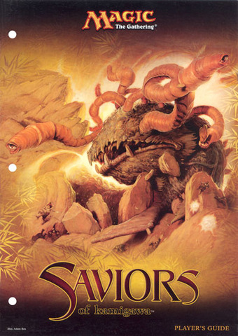 Saviors of Kamigawa Players Guide
