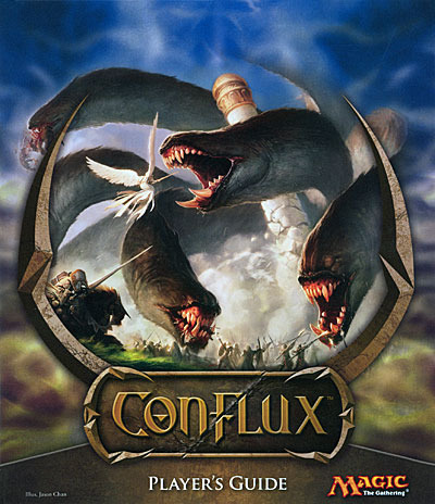 Conflux Players Guide