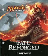Fate Reforged Players Guide