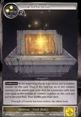Book of Genesis MPR-005 U on Channel Fireball
