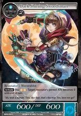 Dark Shining Swordsman - MPR-039 - C - 1st Printing