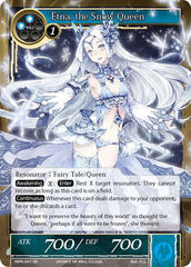 Etna, the Snow Queen - MPR-041 - SR - 1st Printing