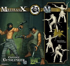 Convict Gunslinger (2 pack) (2E)