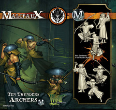 Ten Thunders Archer (3 PACK)