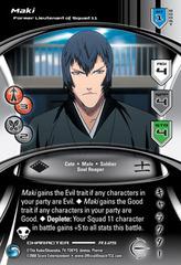 Maki - Former Lieutenant of Squad 11