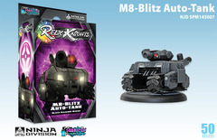 Black Diamond - M8-Blitz Auto-Tank