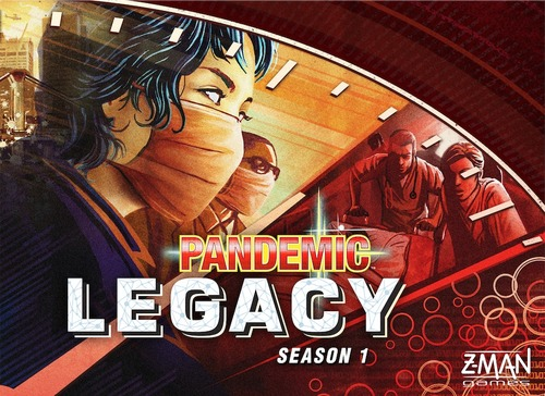 Pandemic Legacy (Red Season 1)