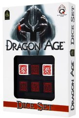Dragon Age RPG Dice Set