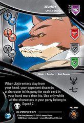 Sajin - Unmasked