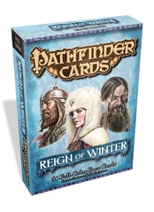 Pathfinder Cards: Face - Reign of Winter Adventure Path
