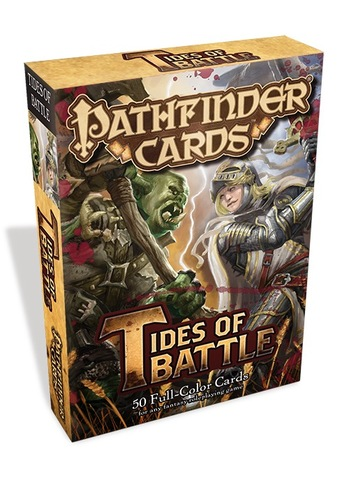 Pathfinder Cards - Tides of Battle