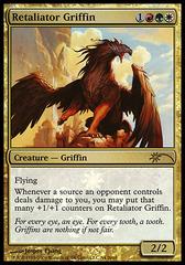 Retaliator Griffin - Foil - Buy-a-Box Promo