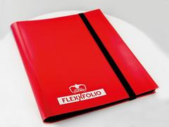 Ultimate Guard FlexXfolio - 4 Pocket -  red