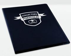 Ultimate Guard Collector's Portfolio - 9 Pocket -  black