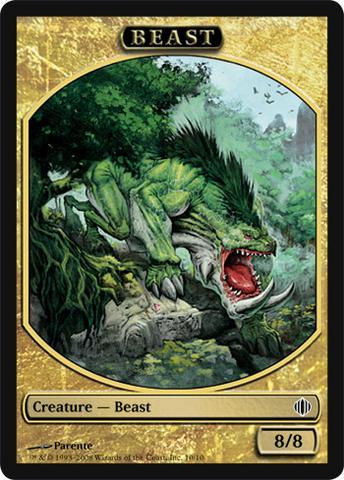 Beast - Token