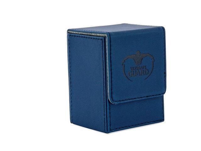 Ultimate Guard Flip Deck Case Xenoskin 80+ - blue