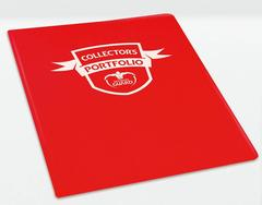 Ultimate Guard Collector's Portfolio - 4 Pocket -  red