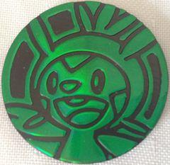 Green Chespin Collector Coin