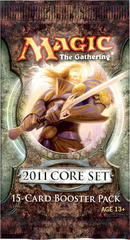 Magic 2011 Core (M11) Booster Pack