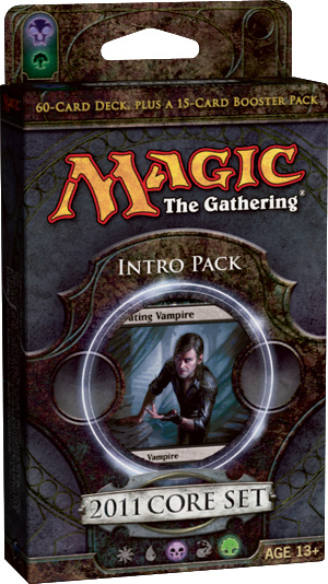 MTG Magic 2011 M11 Intro Pack: Reign of Vampirism