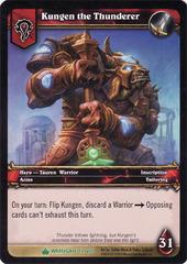Kungen the Thunderer