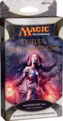 The Liliana Vess Deck: Eyes of Shadow : Duels of the Planeswalkers: