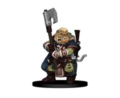 Harsk, Dwarf Ranger Iconic Hero 3