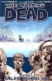 WALKING DEAD TP VOL 02 MILES BEHIND US (NEW PTG)