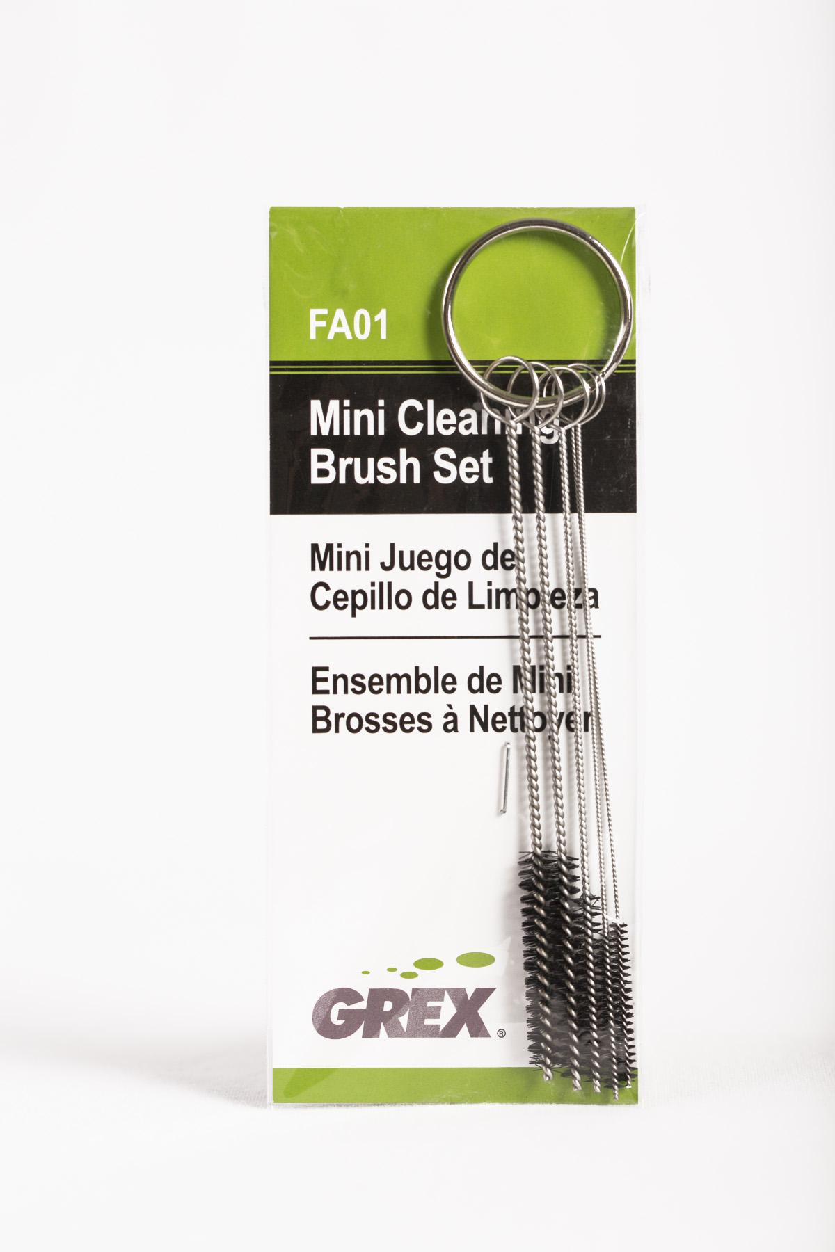 FA01 - Mini Cleaning Brush Set