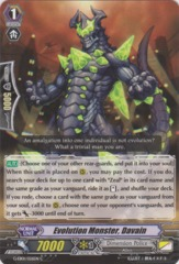 Evolution Monster, Davain - G-EB01/026EN - C on Channel Fireball