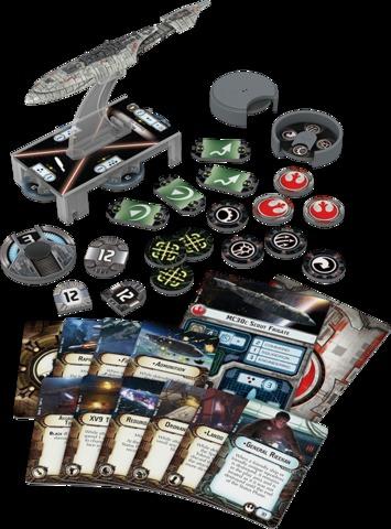 Star Wars Armada: MC30c Frigate - Wave 2 Expansion Pack