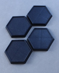 1inch Hex Plastic Gaming Base