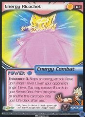 Energy Ricochet