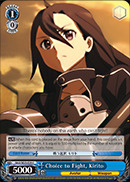 Choice to Fight, Kirito - SAO/SE23-E29 - C