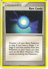 Rare Candy - 7 - Uncommon - Holo on Channel Fireball