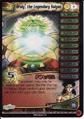 Broly, the Legendary Saiyan (Level 4)