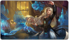 Ethama, Water Sculptor Playmat