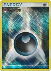 Darkness Energy - Promotional - Crosshatch Holo Pokemon Organized Play