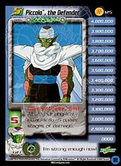 Piccolo, the Defender (Level 5)
