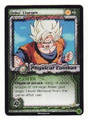 Goku Charges