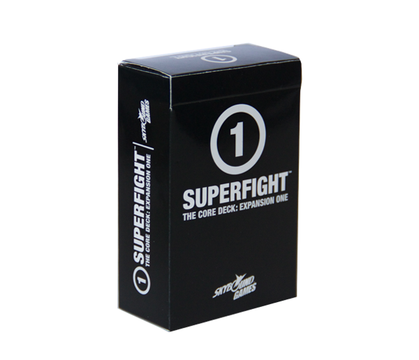 SUPERFIGHT!: The Core Deck - Expansion One