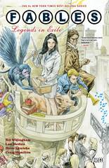 Fables Trade Paperback Vol 01 Legends in Exile (Mature Readers)