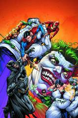 JUSTICE LEAGUE OF AMERICA #1 THE JOKER VAR ED