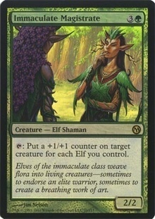 Immaculate Magistrate (Foil)
