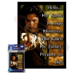 Max Protection Art Sleeves - Inigo Montoya