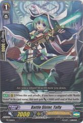 Battle Sister, Taffy - PR/0181EN - PR on Channel Fireball