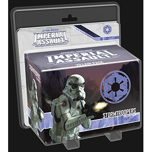 Star Wars: Imperial Assault - Stormtroopers Villain Pack
