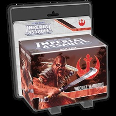 Imperial Assault - Wookie Warriors - Ally (Star Wars) - In Store Sales Only