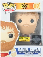 #07 - Daniel Bryan (WWE) - Hot Topic Exclusive