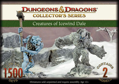 Dungeons and Dragons: Collector's Series - Creatures of Icewind Dale